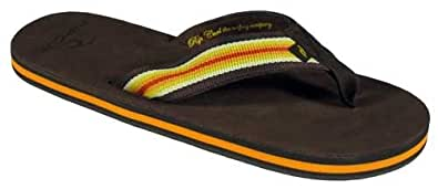Rip Curl Cali Sandal - Brown / Orange - 8
