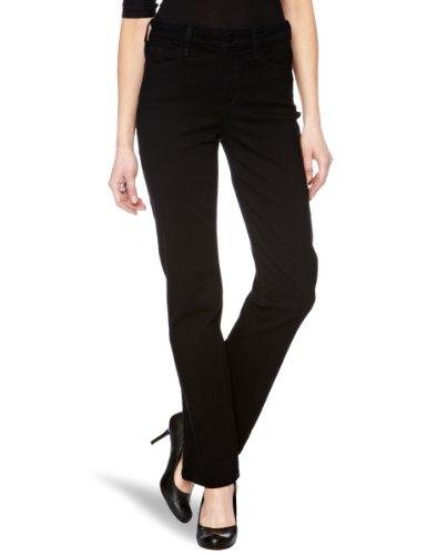 NYDJ 40227DT3021 Straight Women's Jeans Black Size 10