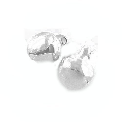 Pacco 50+ Argento Tibetano 13mm Ciondoli Pendente (Campanellini) - (ZX08920) - Charming Beads