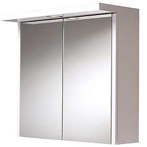 Croydex spiegelschrank 2 t rig edelstahl mit beleuchtung und rasiersteckdose k che - Amazon spiegelschrank ...