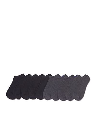 Basic/Outfitters Men's Athletic Sock 10-Pack