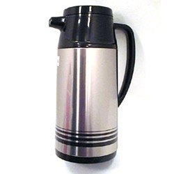 Update International 1 1/9 Liter Stainless Steel Coffee Server (15-0225) Category: Thermal Beverage Server