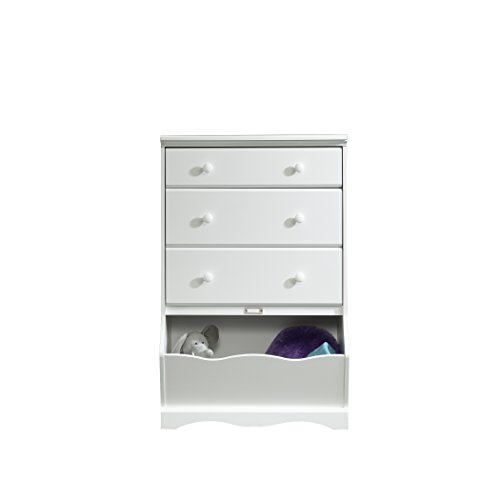 Child Craft Monterey 3 Drawer Chest, Matte White - 1
