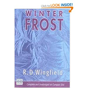 R.D. Wingfield - Winter Frost Audiobook (12 cds)