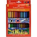 Grip Erasable Crayons
