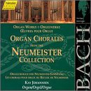 Bach: Organ works - Organ Chorales from the Neumeister Collection (Edition Bachakademie Vol 86) /Johannsen