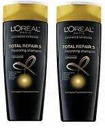 L'Oreal Total Repair 5 Restoring Shampoo 12.6 Fl Oz (Pack Of 2)