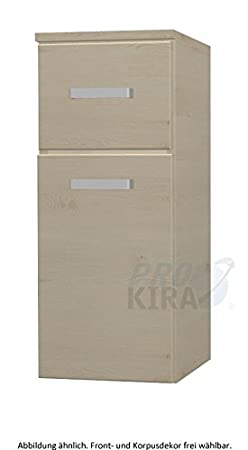 Pelipal Pineo High Board (Pn-hb 01-l/R) Bathroom Furniture/Comfort N/30 x 73/2 x 33 cm