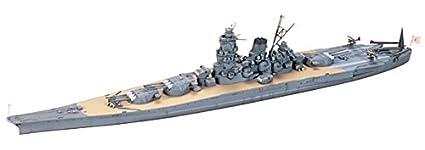 Tamiya - 31114 - Maquette - Bateau - Cuirasse Musashi