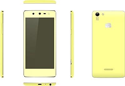 Micromax Selfie 3 Q348 (Yellow)