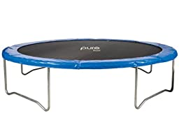 Pure Fun 12-Foot Trampoline