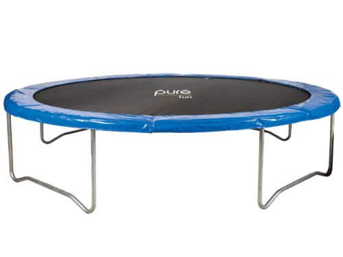 Best Buy! Pure Fun 14-Foot Trampoline