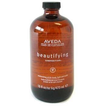 Aveda Beautifying Composition - Moisturizing Oil For Body, Bath & Scalp (Salon Size) - 473ml/16oz (Aveda Beautifying Oil compare prices)