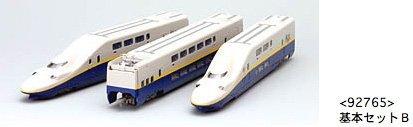 TOMIX Nゲージ 92765 E4系東北・上越新幹線 (Max)基本B 3両