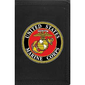 Amazon.com - US Marine Corps Wallet Military Collectibles ...