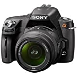 Sony A390 Digital SLR Camera - Black