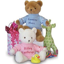 Personalized Baby Sweaters front-58044