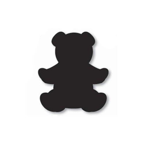 Chalkboard Bear Kids Removable Wall Sticker - 1