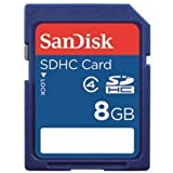 SanDisk SDHCカード(SDカード)