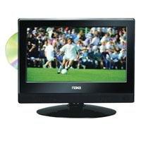 Naxa 13.3 Inch 12V AC DC Widescreen HD LED 1080I HDTV ATSC Digital Tuner With DVD Player - Naxa NTD-1354