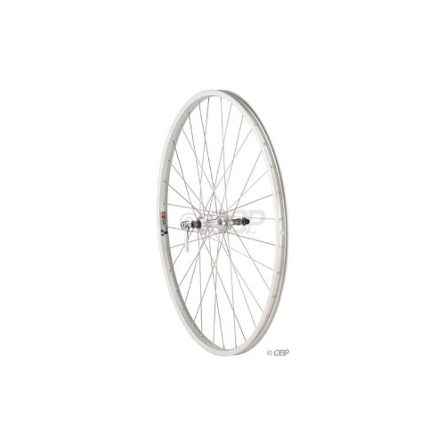 Dimension Rear 700c Formula Freewheel 130mm 32h, Alex Y2000 Silver, 2.0 Silver, Br, 3x