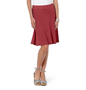 Horny Toad Women's Channel Skirt, Red Potato, X-Large