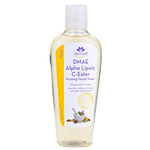 Click to buy DMAE Products: Topical Dmae Alpha Lipoic C-Ester Face Toner from Amazon!