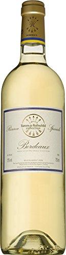 ドメーヌ バロン ド ロートシルト ボルドー レゼルブ スペシアル(白ワイン)