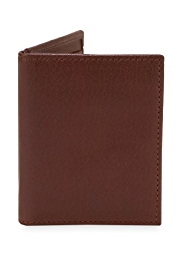 Autograph Leather ID Wallet