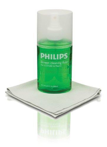 Philips Svc1116G/27 Screen Clean For Lcd/ Led/ Plasma Screens Customerpackagetype: Standard Packaging Style: Regular Retail Packaging
