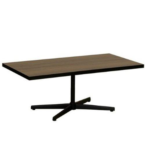 arne カフェテーブル ロータイプ 110TL Type1 (ブラウン)