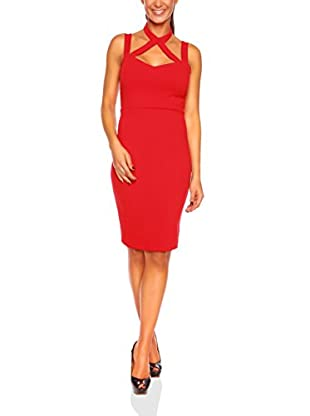 Scarlet Jones Vestido (Rojo)