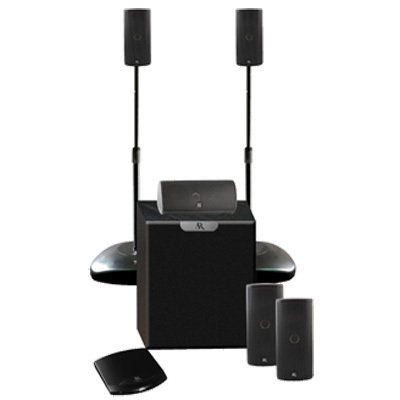 Acoustic Research WHT6024 2.4 Ghz Wireless Home Theater System