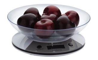 Kitchen Craft Balance de cuisine électronique Fonction ajouter et peser 3 kg