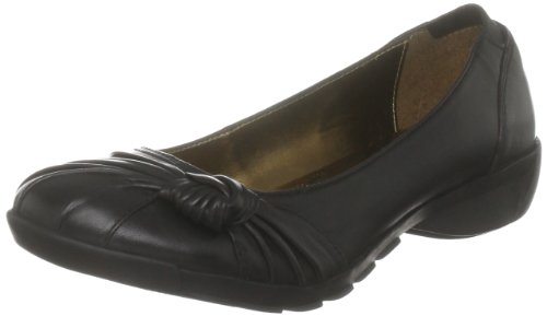 Hush Puppies Women's Westbury Black Formal Loafers H25526000 6 UK, 39 EU