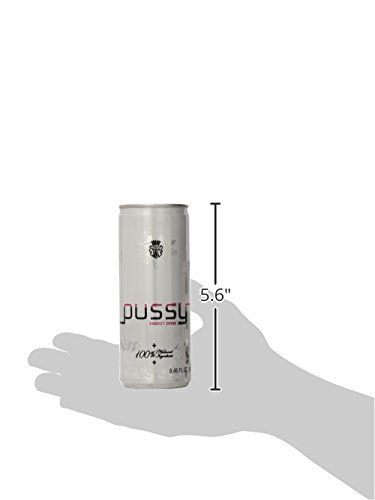 Pussy Natural Energy Drink (250ml – Pack of 4)