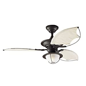 Outdoor Ceiling Fan with Light 3
