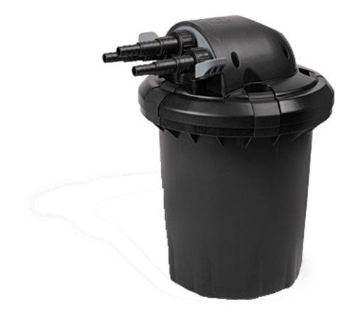 Sunterra 300207 Pond UV Bio-Filter 2000 Gallons, Black