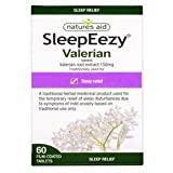 Natures Aid SleepEezy Valerian Root Extrac 60tablet