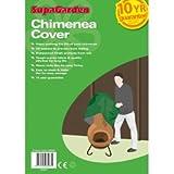 Heavy duty large Chimenea cover 122cms x 61cms