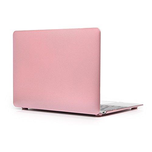 Coque Macbook Air 11 - Coque matte dur Protecteur / Housse de protection Pour Macbook Air 11 Pouces (Modèle A1370 / A1465) Hard Case Shell Etui(Or)