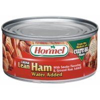 Hormel Chunk Lean Smoked Ham in Water 5 oz (Pack of 12)