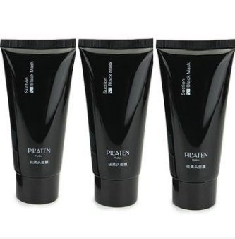 3pcs Pilaten Peel Off Blackhead Remover Acne Face Mask Deep Cleansing by EakkyStore