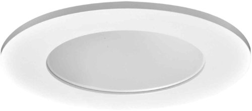 Halo Recessed TL400WH 4-Inch LED Trim Reflector, Matte White