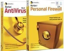 Norton Antivirus 10.0 / Norton Personal Firewall 3.0 Bundle (Mac)