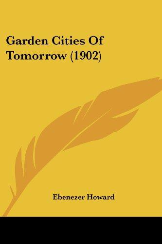 Garden Cities of Tomorrow (1902)