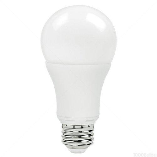 Dimmable LED - 9 Watt - A19 - 60 Watt Equal - 800 Lumens - 2700K Warm White - Energy Star Approved - 120 Volt - Green Creative 40742