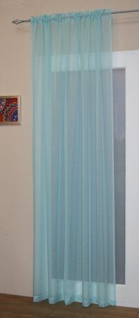 aqua-blue-green-sheer-voile-panel-59wide-x-90-drop