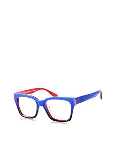 Ivory + Mason Men's DCT0003 Florence Eyewear, Blue/Red