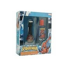 Spiderman By Marvel Edt Spray 3.4 Oz & Lunch Box (Ultimate)